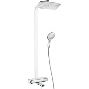 Душевой набор Hansgrohe Raindance select showerpipe 360 (27113000) душевой набор hansgrohe raindance select showerpipe 300 27114000