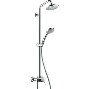 Душевой набор Hansgrohe Croma 100 showerpipe (27154000)