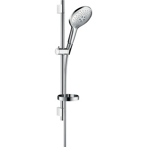 Душевой гарнитур Hansgrohe Raindance select 150 3jet (27802000) душевой набор hansgrohe raindance select showerpipe 360 27112000