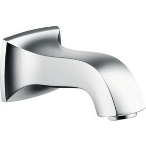 Излив Hansgrohe для ванны metris classic (13413000) hansgrohe metris classic 31478000 для ванны с душем