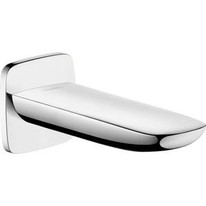 Излив Hansgrohe для ванны puravida хром (15412000) держатель туалетной бумаги hansgrohe puravida для запасного рулона 41518000