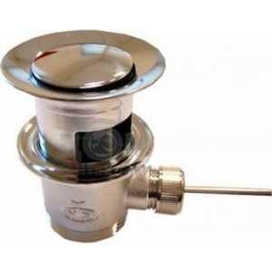 Донный клапан Oras рычажный хром (552051) аксессуар oras bidetta 272050