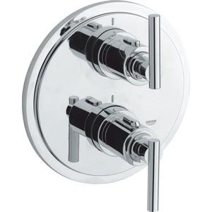 Термостат для ванны Grohe Atrio jota для 35500000 (19399000) смеситель для ванны grohe atrio jota внутренний механизм на 2 отверстия 33769000