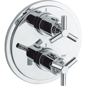 Термостат для ванны Grohe Atrio ypsilon для 35500000 (19395000) grohe atrio 32003001 для кухонной мойки