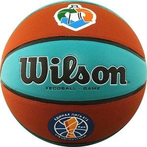 Мяч баскетбольный Wilson VTB Gameball ASG ECO (WTB0534XBVTB) р.7 логотип Единой Лиги ВТБ
