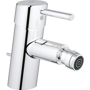 Фотография товара смеситель для биде Grohe Concetto с донным клапаном (32208001) (89973)