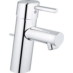 Фотография товара смеситель для раковины Grohe Concetto с донным клапаном (32204001) (89978)