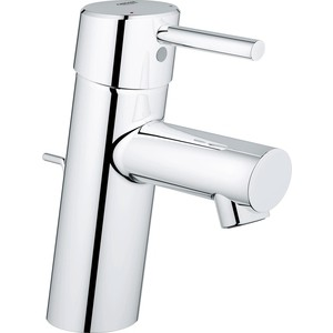 Смеситель для раковины Grohe Concetto ecojoy с донным клапаном (3220410E) for mindray waste cap and sensor and tubing assembly for mindray chemisty analyzer bs120 bs180 bs200 bs220 bs230 new