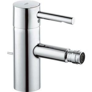 Смеситель для биде Grohe Essence с донным клапаном (33603000) смеситель для раковины grohe eurocube 2312700e с донным клапаном и ограничением расхода воды