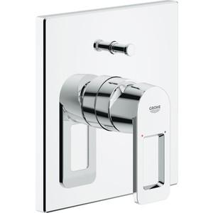 Смеситель для ванны Grohe Quadra комплект верхней монтажной части (19456000) grohe quadra 23441000 для раковины