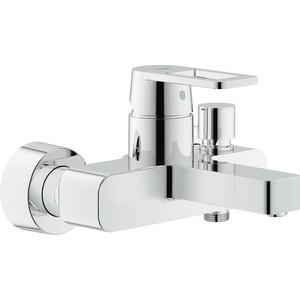 Смеситель для ванны Grohe Quadra настенный монтаж (32638000) grohe quadra 32636000 для биде