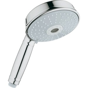 Душевая лейка Grohe Rainshower rustic 3 режима (27127000) верхний душ grohe rainshower rustic 4 режима 27128000