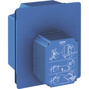 Монтажный короб Grohe Rapido u (37338000) источник питания для базового блока grohe f digital deluxe 42429000