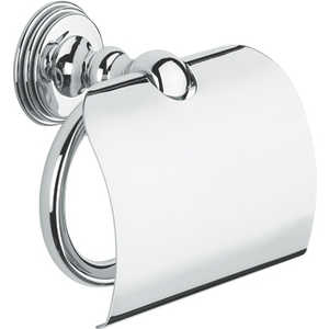Держатель туалетной бумаги Grohe Sinfonia (40053000) держатель туалетной бумаги grohe sinfonia 40053000