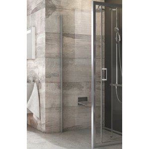 Боковая стенка Ravak Blix BLPSZ 90x190 см, стекло прозрачное, профиль хром (X93H70C00Z1)