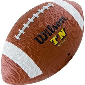 Мяч для американского футбола Wilson TN Official Ball WTF1509XB
