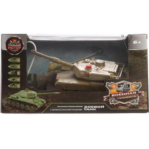 Танк Пламенный мотор Abrams М1А2 (США) (870294)