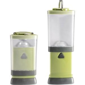 Складная лампа Camping World универсальная LightHouse COMPACT (60 Lum, 3 режима, влагостойкая, ударопрочная, источник питания 4 батарейки типа AAA)
