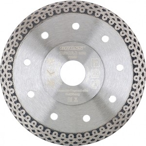 Диск алмазный GROSS 115х22 2 мм Jaguar (73052)