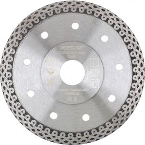 Диск алмазный GROSS 125х22 2 мм Jaguar (73053)