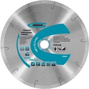 Диск алмазный GROSS 180х22 2 мм (73041)