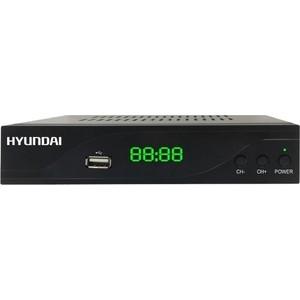 Тюнер DVB-C Hyundai H-DVB860