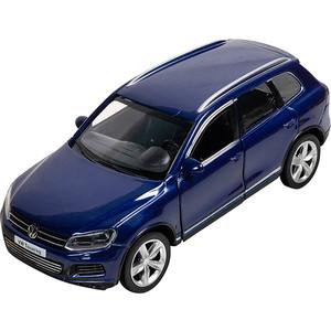 Машина металлическая PIT STOP Volkswagen Touareg 1:32, инерционная