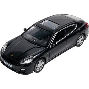 Машина металлическая PIT STOP Porsche Panamera Turbo 1:32, инерционная