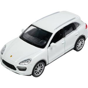 Машина металлическая PIT STOP Porsche Cayenne Turbo 1:32, инерционная