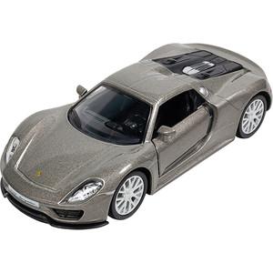Машина металлическая PIT STOP Porsche 918 Spyder 1:32, инерционная
