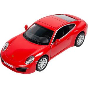 Машина металлическая PIT STOP Porsche 911 Carrera S 1:32, инерционная