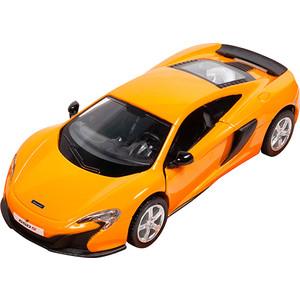 Машина металлическая PIT STOP McLaren 650S 1:32, инерционная