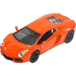 Машина металлическая PIT STOP Lamborghini LP-700 1:41-1:32, инерционная
