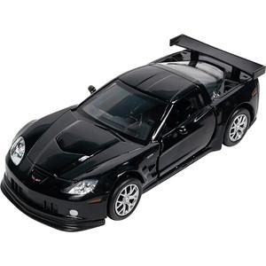 Машина металлическая PIT STOP Chevrolet Corvette C6-R 1:32, инерционная