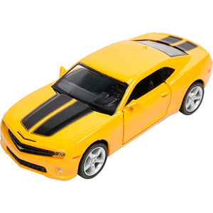 Машина металлическая PIT STOP Chevrolet Camaro 1:32, инерционная