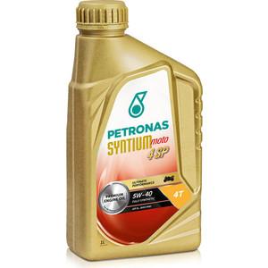 Моторное масло Petronas Syntium Moto 4 SP 5W-40 1л