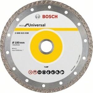 Диск алмазный Bosch Universal Turbo 180-22,23 ECO (2.608.615.038)