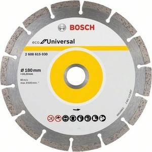 Диск алмазный Bosch Universal 180-22,23 ECO (2.608.615.030)
