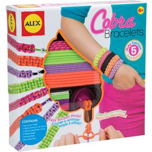Набор для творчества Alex для создания браслетов ''Кобра'', от 8 лет