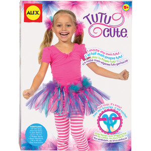 Набор для творчества Alex ''Создай юбочку-пачку балерины'',от 5 лет (10%)