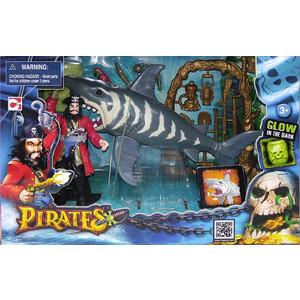 игровой набор CHAPMEI Пираты. Нападение акулы