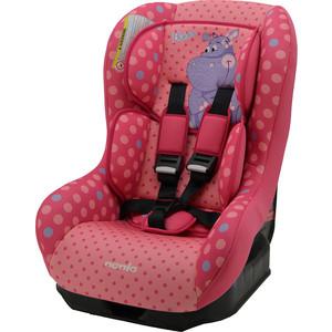 Купить Автокресло Nania Driver 0-18кг Animals Hippo Fushia розовый 049135
