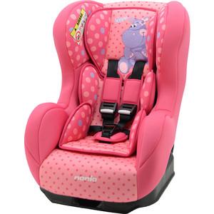 Купить Автокресло Nania Cosmo Sp 0-18кг Animals Hippo Fushia розовый 086135