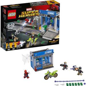 Конструктор Lego Супер Герои Ограбление банкомата (76082)