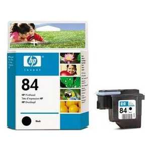 Печатающая головка HP 84 Black (C5019A) hp q7551xc black