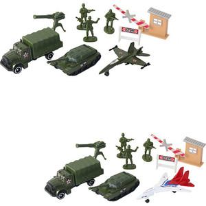 Игровой набор ТМ Wincars военной техники (30915)