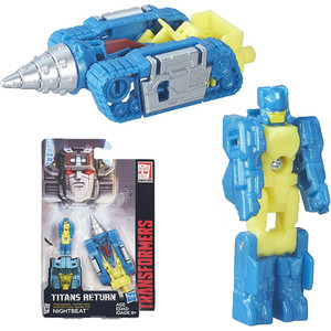 Робот Трансформер Hasbro HASBRO TRANSFORMERS Дженерэйшнс Войны Титанов: Мастера Титанов (в ассортименте) (B4697)