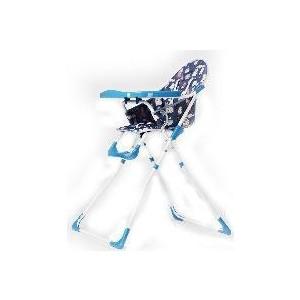 Стульчик для кормления Sema Homa голубой SM0625