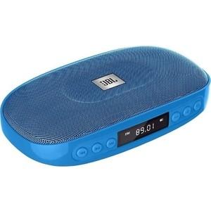Портативная колонка JBL Tune blue