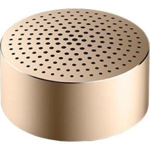 Портативная колонка Xiaomi Mi Bluetooth Speaker Mini gold (FXR4039CN)